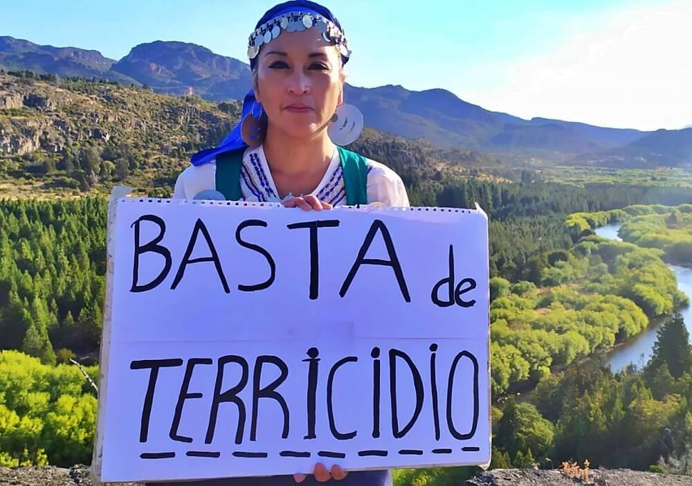 Moira Millán, la guerrera mapuche que defiende a su pueblo del colonialismo