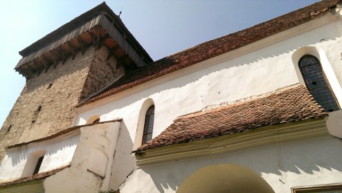 5 - Galerie Cetate Biserica din Viscri