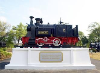 Muzeul de locomotive din Resita