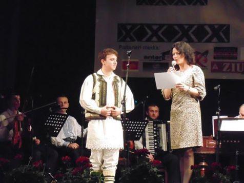 Cristian Tomoni si Daniela Bacila
