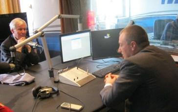 Eugen Simion la Radio Timisoara (2)