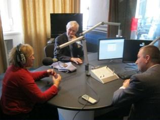 Eugen Simion la Radio Timisoara (8)