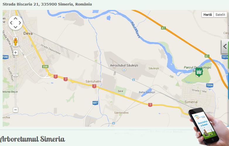 Foto harta