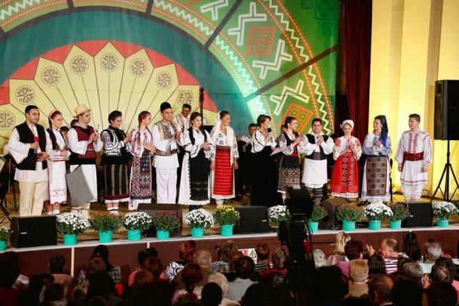 Georgiana Necsa la Fest. Ion Albesteanu