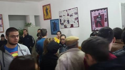 aglomeratie vot Complex Studentesc Timisoara (7)