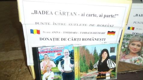 Badea Cartan donatie carti Tambach (2)