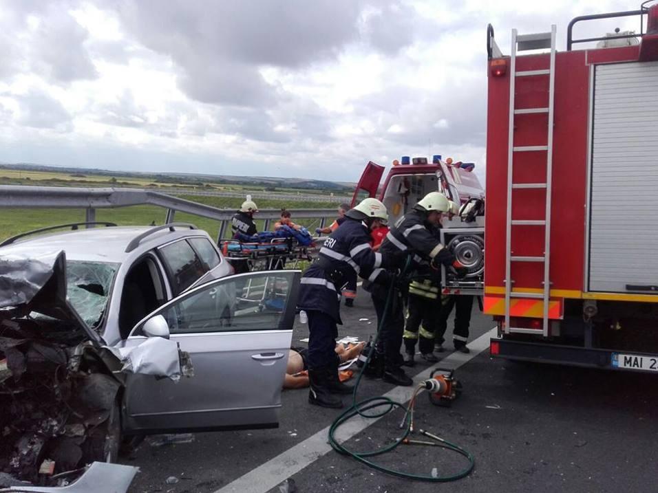 accident autostrada A 6 A 1 (9)