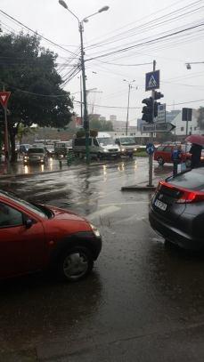 trafic Punctele Cardinale - Foto: Ioana Sapianu