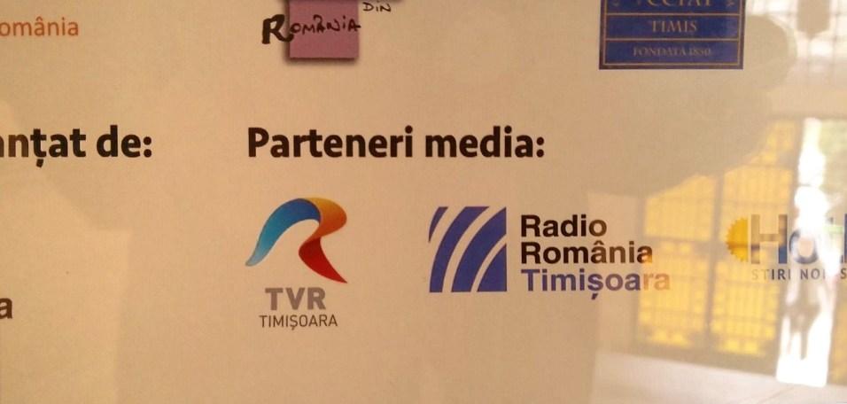 Parteneri media TVR Radio Timisoara HotNews wide