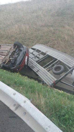 accident autostrada a1 (3)