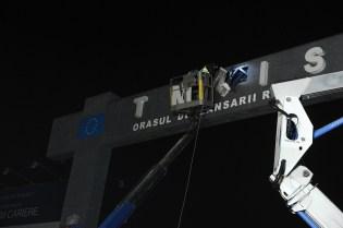 demolare poarta Calea Aradului (14)