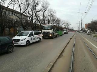 evacuare cersetori ziarul Timisoara 2