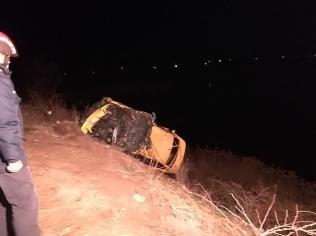 masina in lac arad (3)