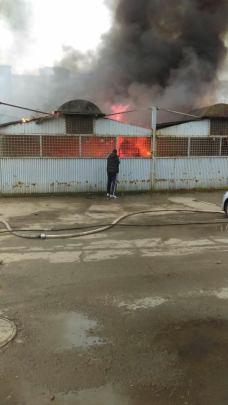 incendiu piata arad 3