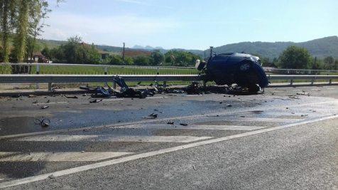 accident sinucidere Hunedoara (2)