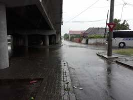 inundatii pod calea sagului 1