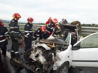 accident autostrada A1 contrasens (4)