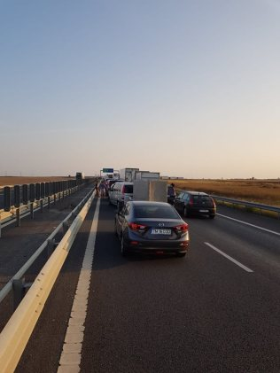 accident autostrada A1 (1)