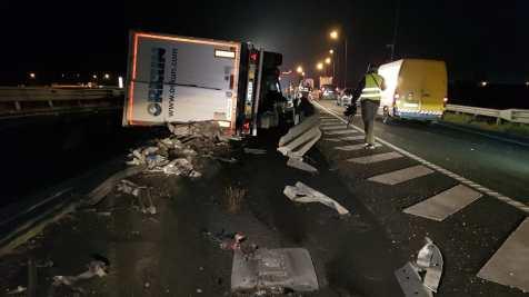 accident autostrada arad (10)