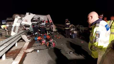 accident autostrada arad (13)