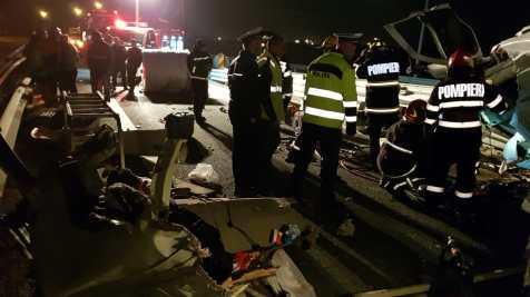 accident autostrada arad (2)