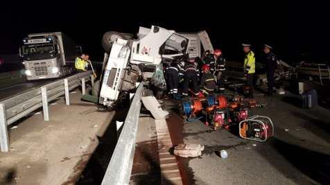 accident autostrada arad (3)