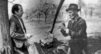 Izvoare fermecate cu Nicolae Dolângă