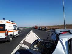 accident autostrada Nadlac (4)