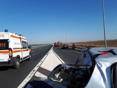 accident autostrada Nadlac (4)