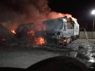 incendiu parcare Arad (3)