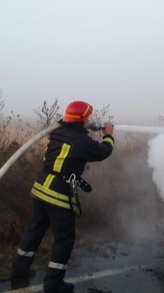 incendiu masina (2)