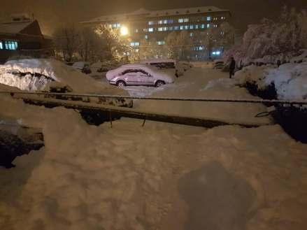 ninsoare iarna zapada Resita (1)