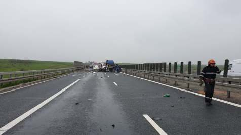 accident A1 3