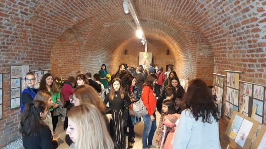 20190516_180111 Expozitie copii arta plastica spaniola Bastion