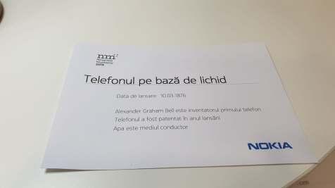 Nokia telefon Graham Bell 3