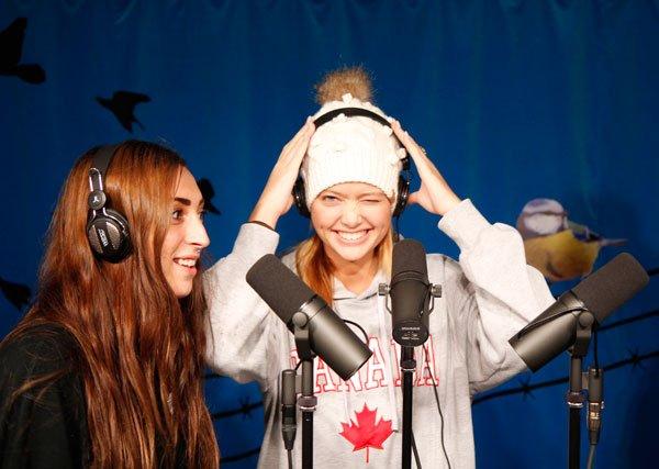 Kolla in vårt grymma systerprogram Radio Fri