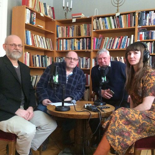 Fountain House podcast: Hasse Kvinto intervjuar Lars Ohly och Guy Madison