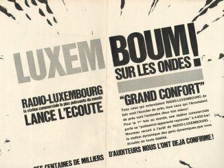 Radio Luxembourg 1965