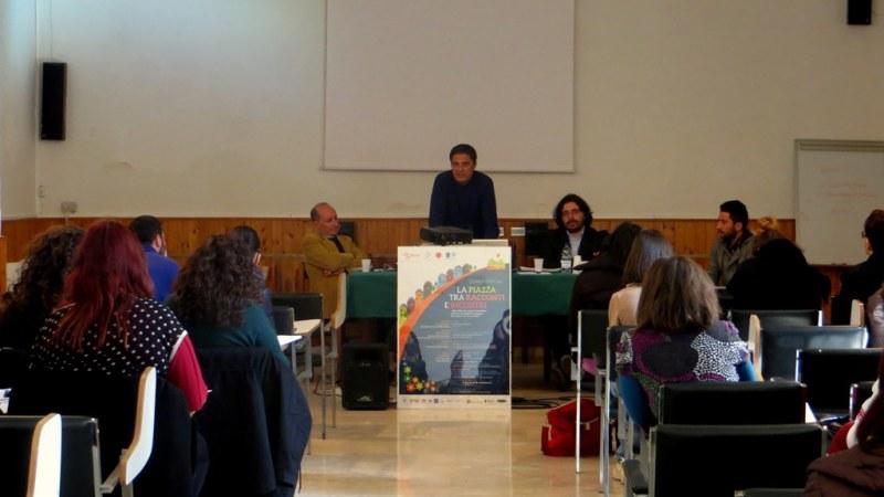 """A crisci ranni il seminario """"Nella città inclusiva la piazza, cuore di un'azione per promuovere coesione sociale e bene comune"""""""