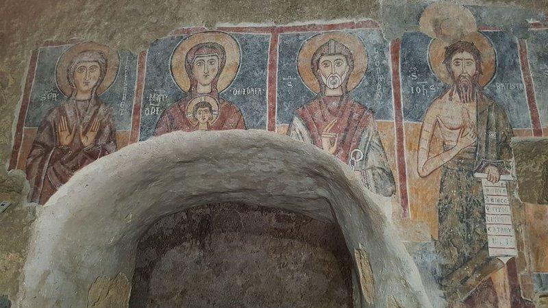 Lentini, la chiesa rupestre del Crocifisso rivive grazie al Fai. Sabato, alle 10,30, sarà l'Arcivescovo Salvatore Pappalardo ad inaugurare la chiesa