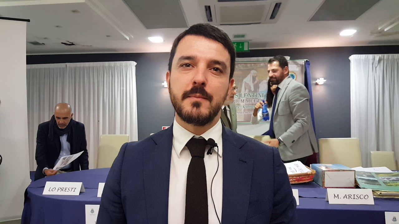 """""""Una Voce In Blu"""": il sindaco Bosco ospite della puntata di giovedì"""