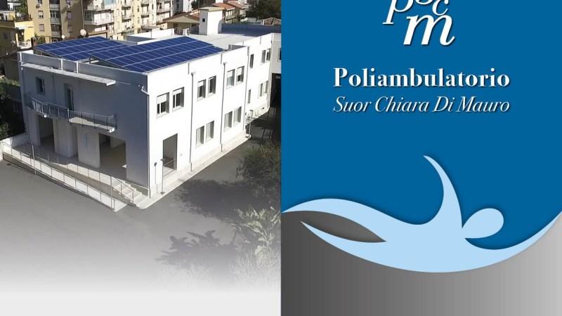 Siracusa, Gli arcivescovi di Siracusa Salvatore Pappalardo e Messina Giovanni Accolla inaugurano una nuova struttura all'interno della Fondazione Sant'Angela Merici
