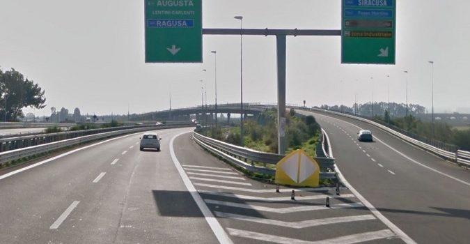 Autostrada Catania – Siracusa: dal 20 al 29 chiusa per manutenzione