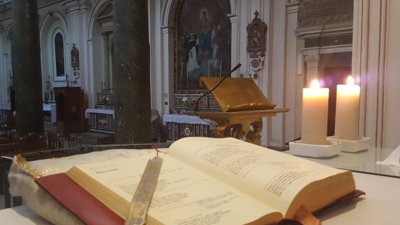 Carlentini, Coronavirus: dal 18 maggio si torna alla messa con il popolo, come si organizzano le parrocchie Chiesa Madre, Sant'Anna e Santa Tecla