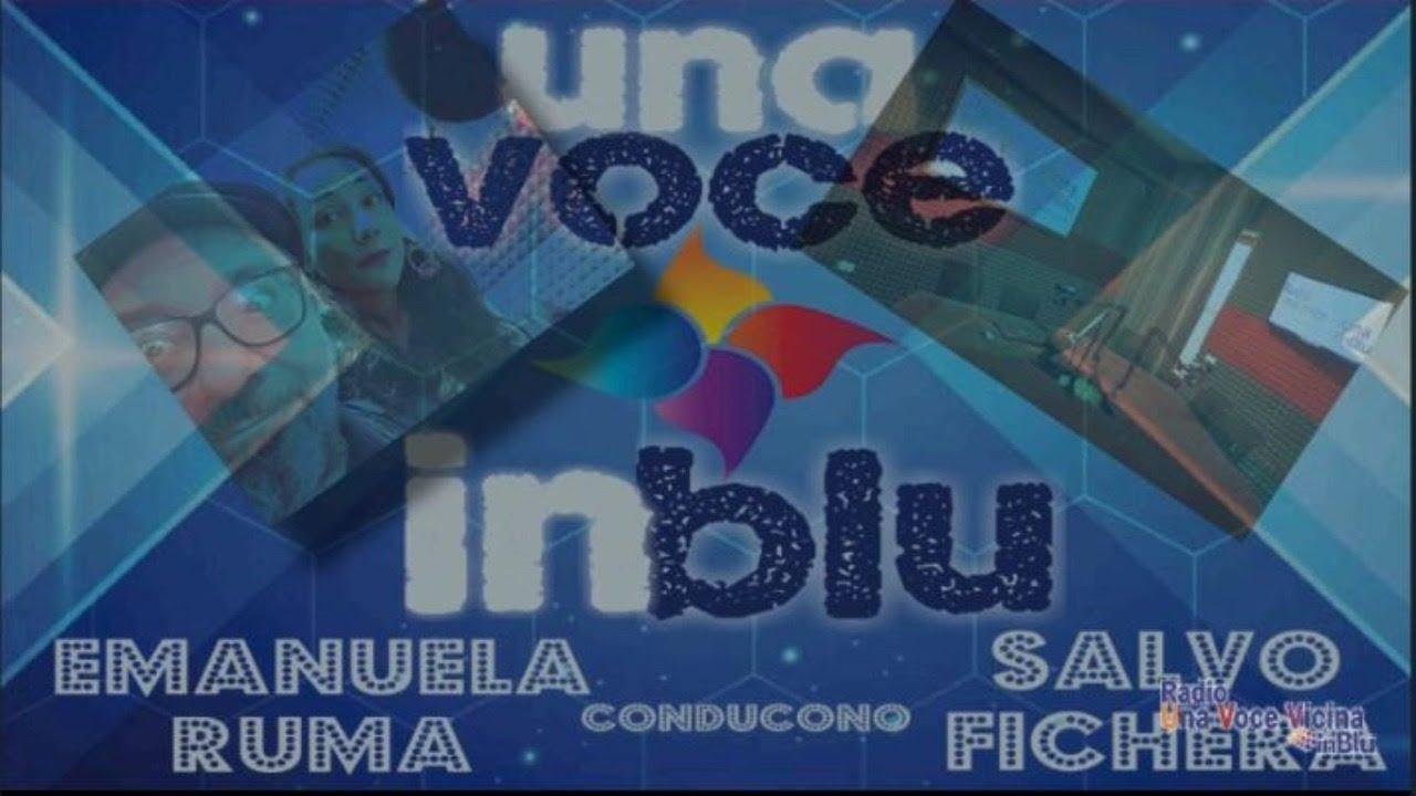 Una Voce inBlu – Oggi in coll. la Dott.ssa Lucia Lo Presti direttore presso U.O. di Ginecologia e Ostetricia e Federica Maugeri