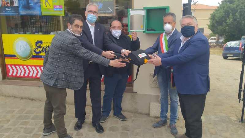 Palermo, Confartigianato Palermo ed Ente Parco delle Madonie insieme Un defibrillatore a Petralia Soprana: una donazione per i cittadini madoniti