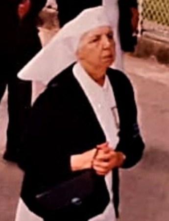 Siracusa, È morta Giovanna Contarella Testimone oculare della Lacrimazione della Madonnina