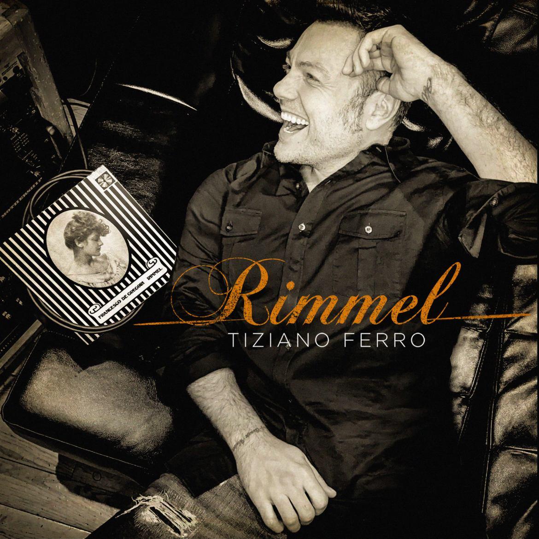 """TIZIANO FERRO CANTA """"RIMMEL"""" E ANNUNCIA UN NUOVO ALBUM DI COVER"""