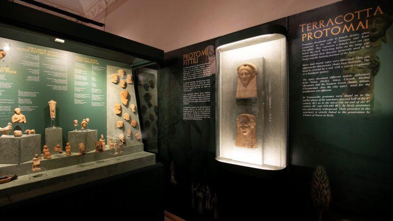 Francavilla di Sicilia, una casa per Demetra e Kore, inaugurato il M.A.FRA, nuovo museo archeologico