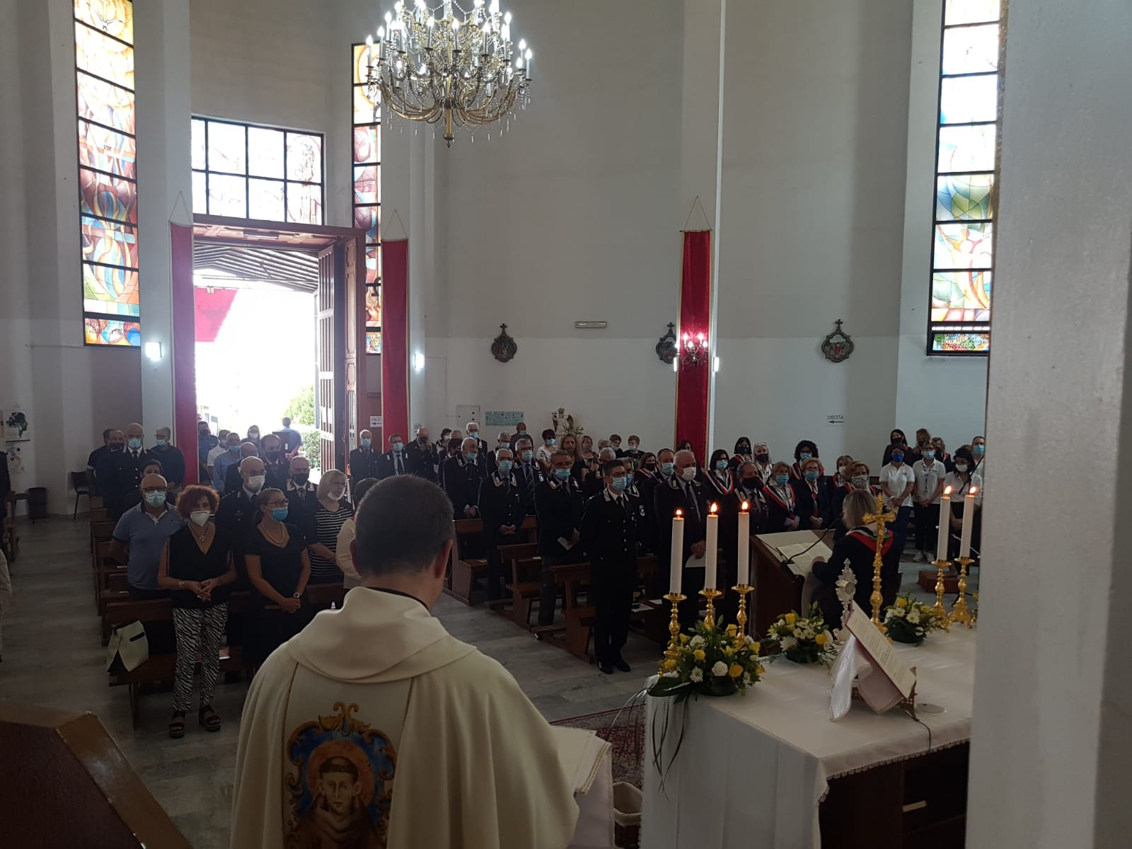 Francofonte, L'Anc festeggia San Francesco